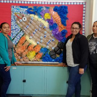 Art Makes a Difference with Parents